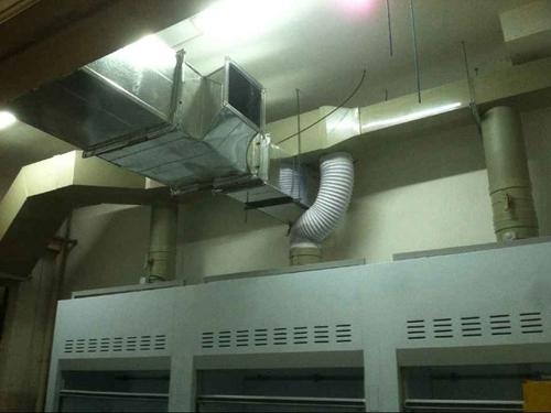 通排风管道安装