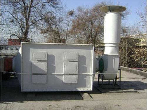 化验室废气净化处理