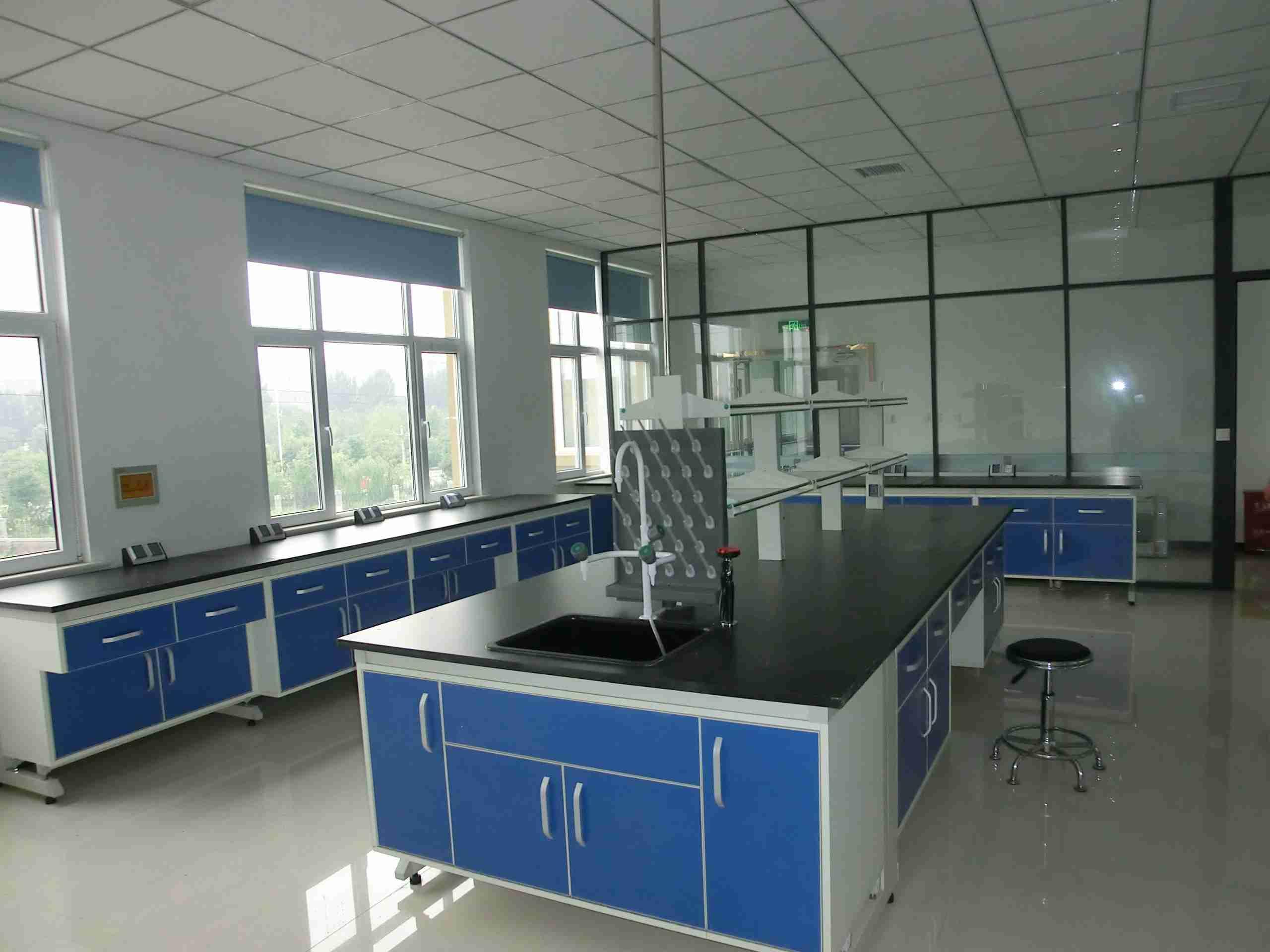 浦安检测技术有限公司-实验室项目