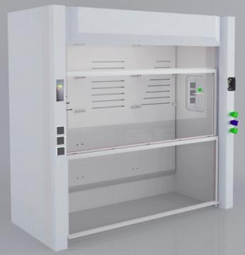 VAV新工艺节能合金高压热固树脂板通风柜