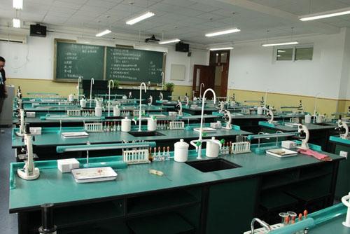 正定镇中化学实验室项目