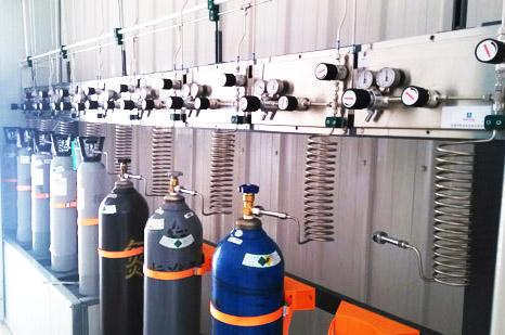 气路管路系统