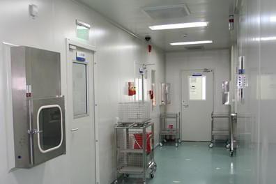 医院P2实验室