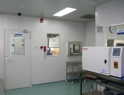 实验室P2洁净系统