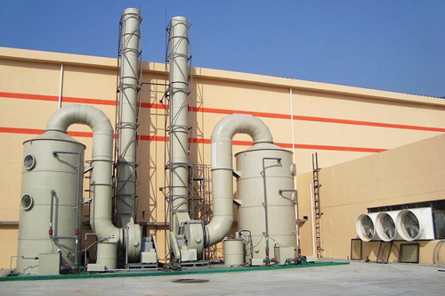 十二种废气治理工艺方法