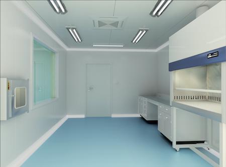 P2实验室设计的技术指标